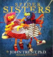 Spider sisters Book cover