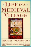 Go to record Life in a medieval village