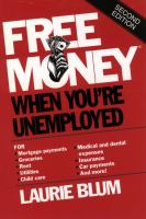 Free money when you're unemployed  Cover Image