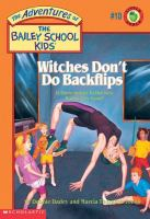 Go to record Witches don't do backflips
