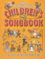 Go to record The Reader's Digest children's songbook
