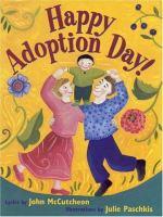 Go to record Happy Adoption Day!