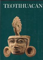 Teotihuacán  Cover Image