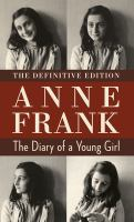 The diary of a young girl : the definitive edition Book cover