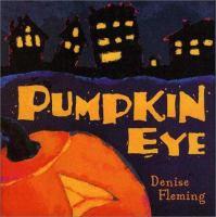 Go to record Pumpkin eye