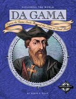 Go to record Da Gama : Vasco da Gama sails around the Cape of Good Hope