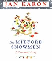 The Mitford snowmen : a Christmas story  Cover Image