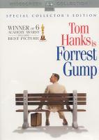 Forrest Gump Book cover