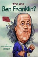 Who was Ben Franklin?  Cover Image
