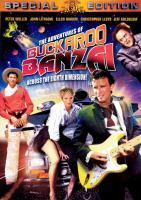 Go to record The adventures of Buckaroo Banzai