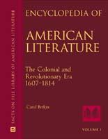 Go to record Encyclopedia of American literature.