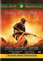 The thin red line Book cover