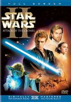 Star wars. Episode II Attack of the clones Book cover
