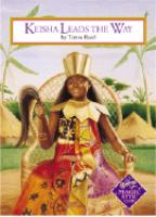 Keisha leads the way Book cover