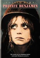 Private Benjamin Book cover