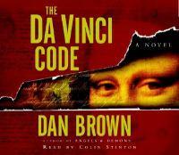 Go to record The Da Vinci code : a novel