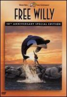 Free Willy Book cover