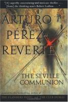 Go to record The Seville communion