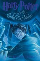 Harry Potter and the Order of the Phoenix Book cover