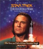 Go to record The rise and fall of Khan Noonien Singh. Vol. two