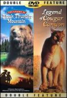The Legend of Black Thunder Mountain The Legend of Cougar Canyon Book cover