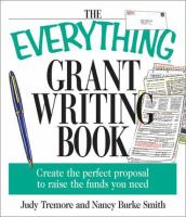 The everything grant writing book  Cover Image