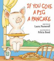 Go to record If you give a pig a pancake