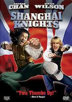 Shanghai knights Book cover