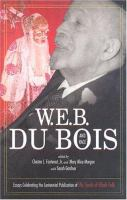 Go to record W.E.B. Du Bois and race : essays celebrating the centennia...