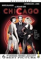 Chicago by Miramax Films presents ; a Producer Circle Co. production ; a Zadan/Meron production ; music by John Kander ; lyrics by Fred Ebb ; screenplay by Bill Condon ; produced by Martin Richards ; directed by Rob Marshall.