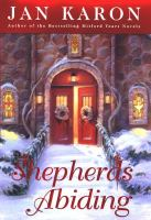 Shepherds abiding : a Mitford Christmas story  Cover Image