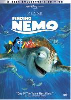 Finding Nemo  Cover Image