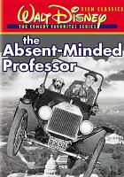 The absent minded professor Cover Image