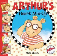 Arthur's heart mix-up Book cover