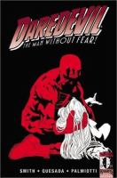 Daredevil, the man without fear  Cover Image
