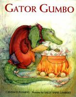Go to record Gator gumbo : a spicy-hot tale