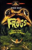 Frogs Book cover