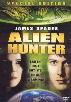 Alien hunter Cover Image