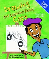 Go to record Drawing and learning about cars : using shapes and lines