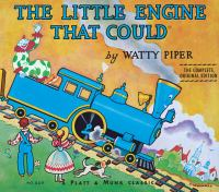 The little engine that could Book cover
