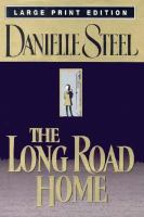 The long road home Book cover