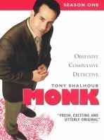 Go to record Monk. Season one