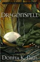 Dragonspell Book cover