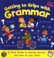 Go to record Getting to grips with grammar