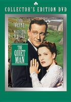 The quiet man Book cover