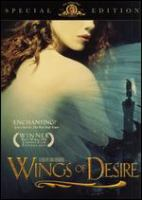 Go to record Wings of desire
