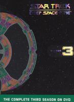 Star trek, Deep Space Nine. The complete third season on DVD Cover Image