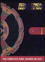 Star trek, Deep Space Nine. Season 1 Cover Image