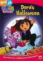 Dora the Explorer. Dora's Halloween Book cover