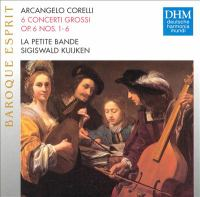 Go to record Concerti grossi op. 6, nos. 1-6